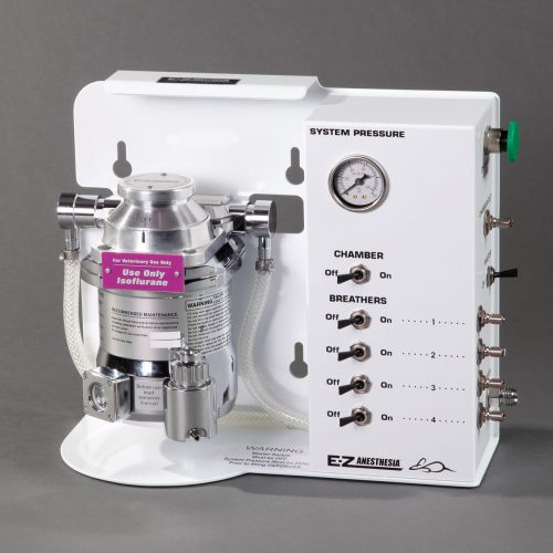 EZ-190F Auto-Flow Anesthesia Machine