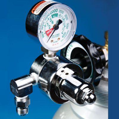EZ-320 Oxygen Regulator