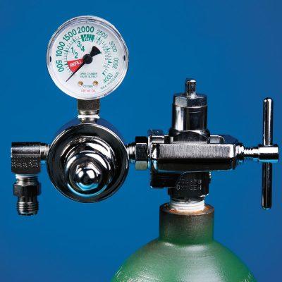 EZ-330 Oxygen Regulator