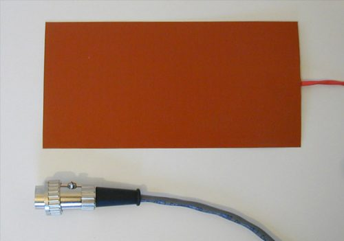 EZ-HPR Rat Heating Pad - Resistive rat heating blanket